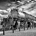 Union Pacific 4-8-8-4 Big Boy by Paul W Faust - Impressions of Light