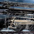 Union Pacific Bad Big Boy 4014 by Edward Peterson