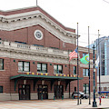 Union Station Seattle Washington R1482 by Wingsdomain Art and Photography