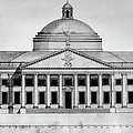 United States Capitol Design By Samuel by Encyclopaedia Britannica/uig