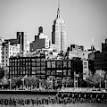 Untitled Empire State Building V  by Brett Nelson