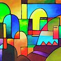 Urbanity 2 by Sally Trace
