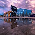 Us Bank Stadium In Minneapolis by Remo Daut