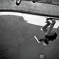 Usa, Wisconsin, Skateboarders In Skate by Win-initiative