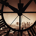Usa,new York City, Brooklyn Bridge And by Russell Kaye/sandra-lee Phipps