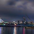 Uss Cassin Young - Boston Navy Yard by Joann Vitali
