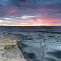 Utah Desert Sunrise by Larry Marshall