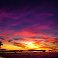 Valentine Sunset by Brian Tada