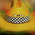 Valentino Rossi Cowboy Hat by Blake Richards