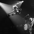 Van Halen At The Rainbow by Fin Costello