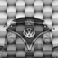 Van Vintage 3d by Alberto RuiZ
