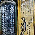 Vapo-cresolene Vaporizer Liquid Poison Bottle by Paul Ward