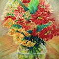 Vase by Jasna Dragun