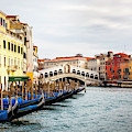 Venice And The Rialto  by Harriet Feagin