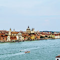 Venice Waterway by Kay Brewer