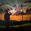 Veterans Day by Joel Tesch