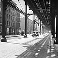 View From 38th St. And Second Ave by New York Daily News Archive