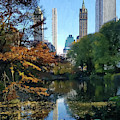 View From Central Park - Dwp 54539459 by Dean Wittle