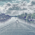 View From Kingston Bridge by Leigh Kemp
