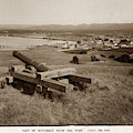 View Of Monterey From The Fort July 15th, 1889 by California Views Archives Mr Pat Hathaway Archives