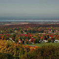 View Of Saint Albans by Jeff Folger