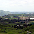 View Of Simi Valley From Reagan Library Grounds 7 by Colleen Cornelius