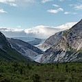 View Of The Nigardsbreen, Norway by Andreas Levi