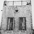 View Of Very Old Building In Jaffa Israel by PorqueNo Studios