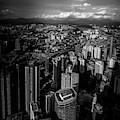 View Over Kuala Lumpur by Georgia Fowler