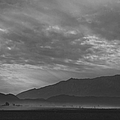 View Sw Over Manzanar, Dust Storm by Buyenlarge