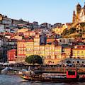 Vila Nova De Gaia - Porto, Portugal by Nico Trinkhaus