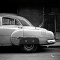 Vintage Car In Havana, Cuba by Huy Lam