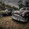 Vintage Cars Goshen Nh by Edward Fielding