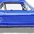 Vintage Ford Mustang - Dwp3864868 by Dean Wittle