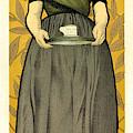 Vintage French Advertising Prenez De Cacao Van Houten by Vintage French Advertising