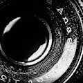 Vintage Lens Closeup by SR Green