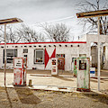 Vintage Midway Station  by Imagery by Charly