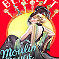 Vintage Poster - Burlesque Movie by Vintage Images