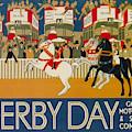 Vintage Poster - Derby Day by Vintage Images
