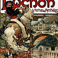 Vintage Poster - Luchon by Vintage Images