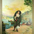 Vintage Poster - Malta by Vintage Images