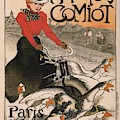 Vintage Poster - Motocycles Comiot by Vintage Images