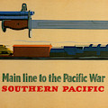 Vintage Poster - Southern Pacific by Vintage Images