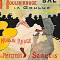 Vintage Poster - Toulouse Lautrec by Vintage Images