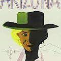 Vintage Travel Poster Arizona 3 by Movie Poster Prints