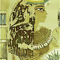 Vintage Travel Poster Luxor Egypt by Movie Poster Prints