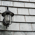 Vintage Wall Light by Helen Northcott