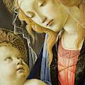 Virgin And Child Renaissance Catholic Art by Tina Lavoie