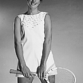 Virginia Wade by Chaloner Woods