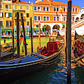 Visions Of Venice by Kris Hiemstra